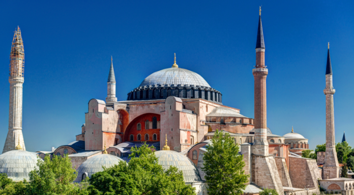 Hagia Sophia tickets