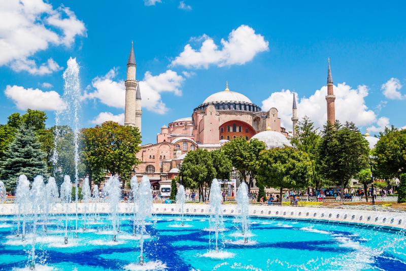 Preço de bilhetes Hagia Sophia
