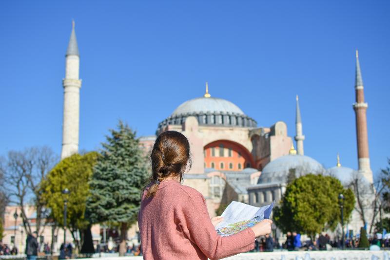 Hagia Sophia travel tips