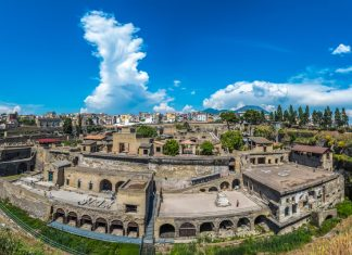 Herculaneum advance tickets