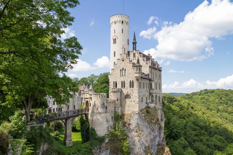 Liechtenstein schloss