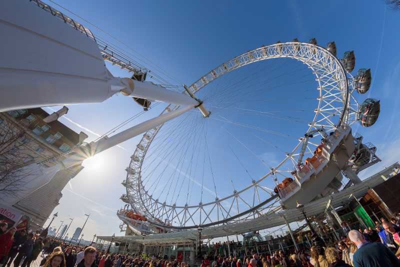 London Eye skip the line tickets