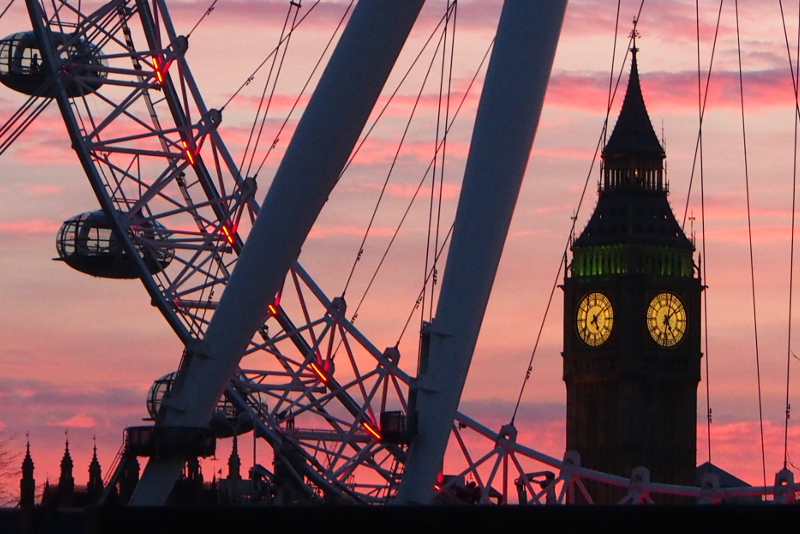 London Eye travel tips