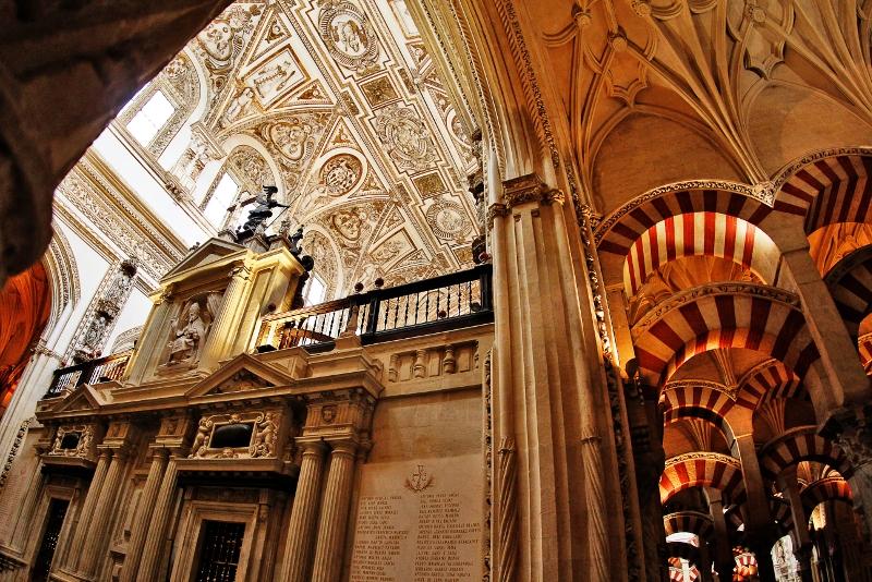 Cattedrale Moschea di Cordoba cosa vedere