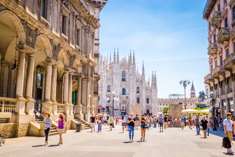 biglietti per il Duomo di Milano
