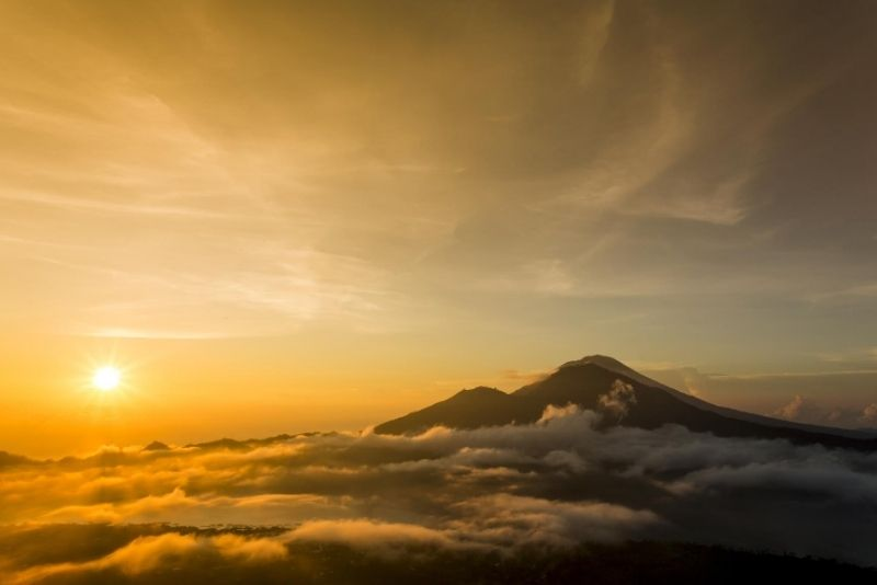 Mount Batur, Bali, Indonesia - #39 best places to visit in Central Bali
