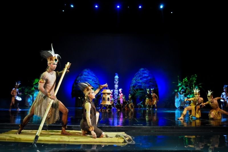 Nusa Dua Theatre, Bali, Indonesia - #5 best places to visit in South Bali