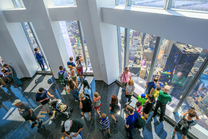 One World Observatory best time to visit