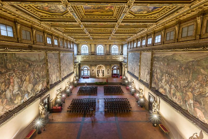 Palazzo Vecchio Führungen