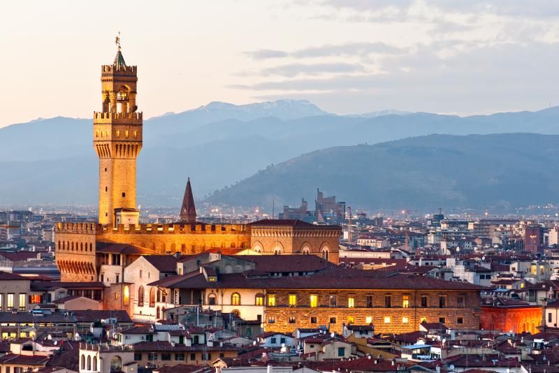 Palazzo Vecchio Reisetipps