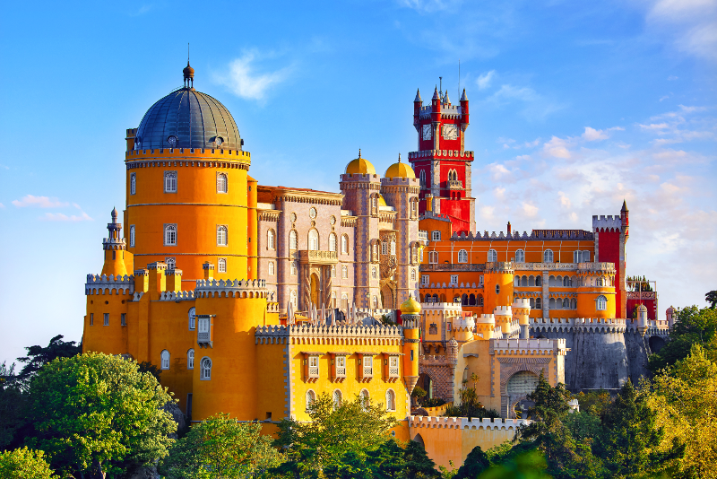 Pena Palace Sintra Tickets Price - Everything you Should Know
