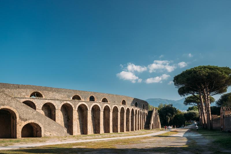 Il momento migliore per visitare Pompei