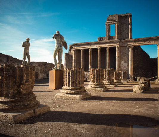 Pompeii tickets