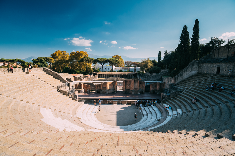 Pompeii tickets price