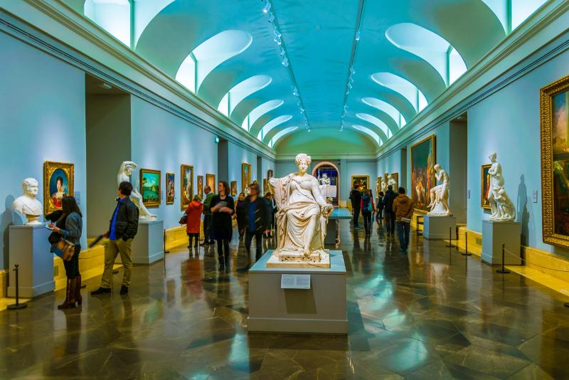 Prado Museum guided tours