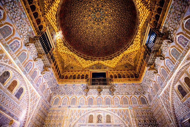 Real Alcázar de Sevilla visitas guiadas