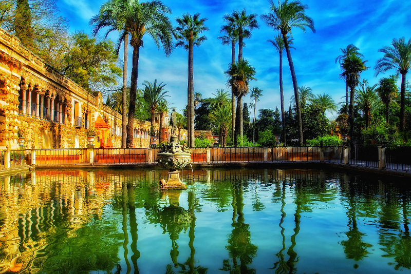 Real Alcázar de Sevilla entradas sin colas
