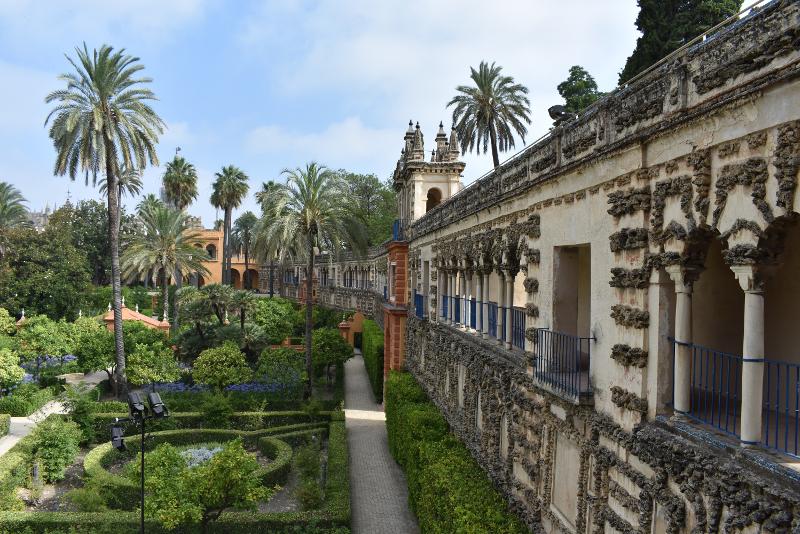 Real Alcázar de Sevilla qué ver