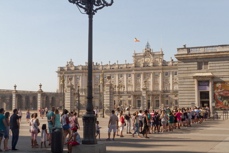 Royal Palace of Madrid skip the line tickets