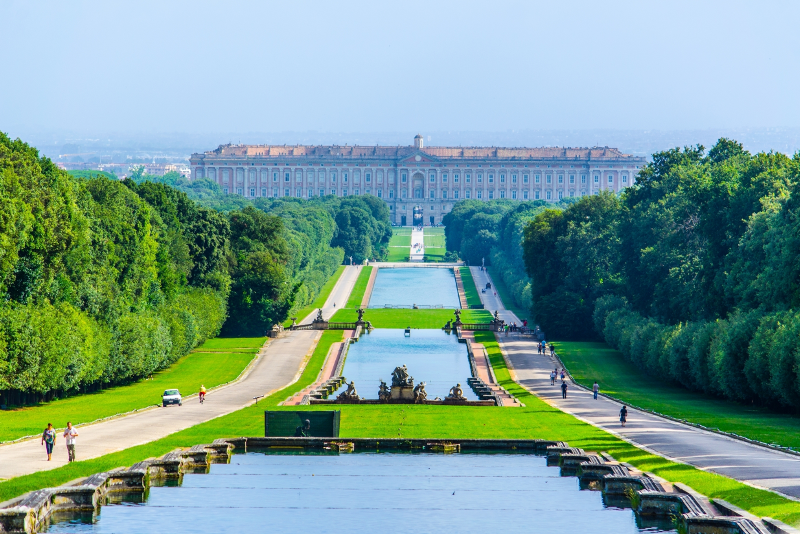 Royal Palace of Caserta day trips from Naples