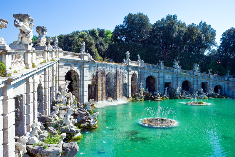 Royal Palace of Caserta travel tips