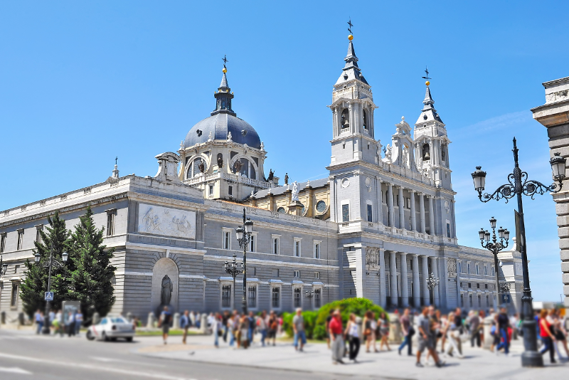 Royal Palace of Madrid advance tickets price