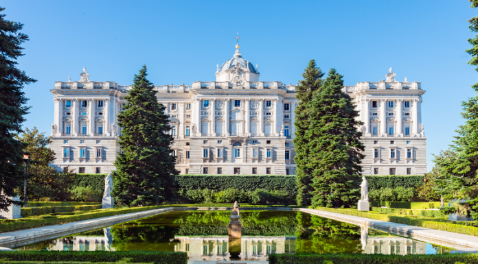 Royal Palace of Madrid tickets