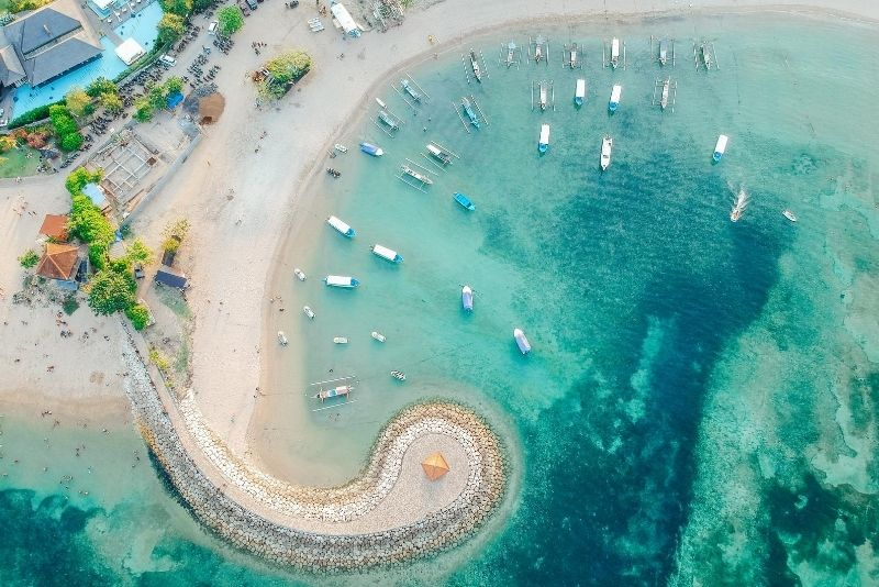 Sanur, Bali, Indonesia - #1 best places to visit in South Bali