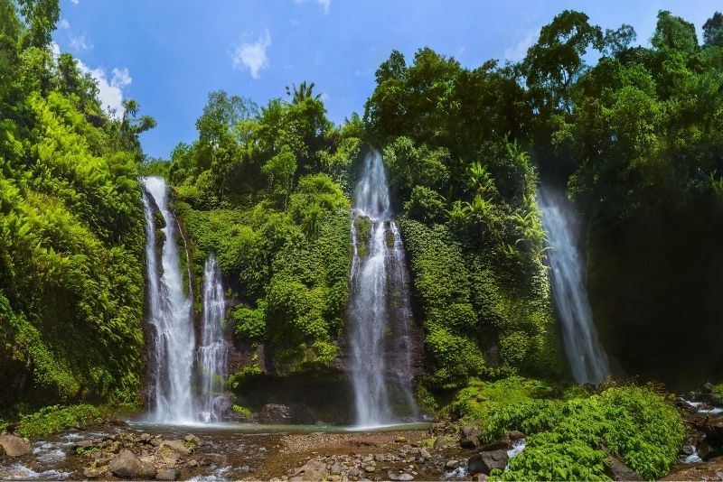 Sekumpul Waterfall, Bali, Indonesia - #51 best places to visit in North Bali