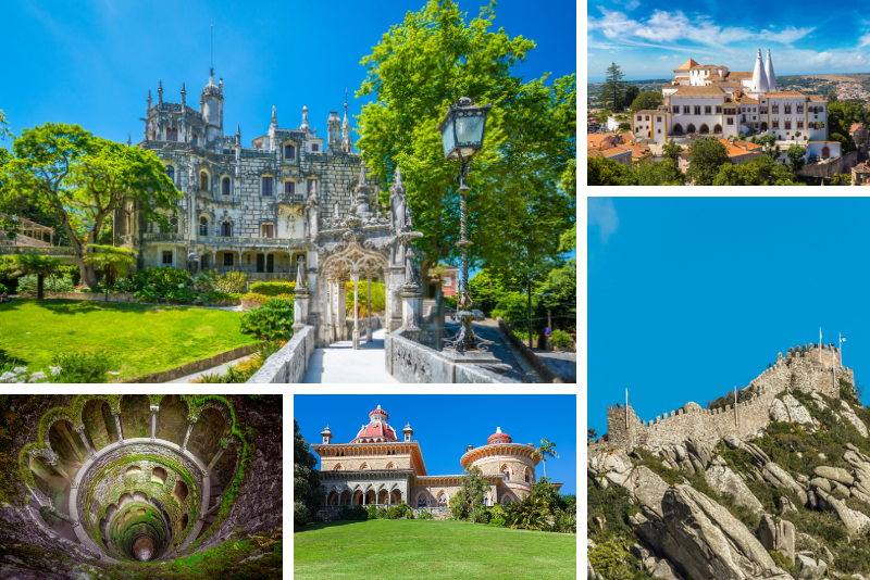 Sintra combined tickets
