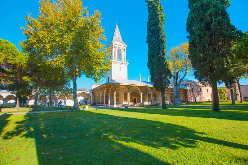 Precio Topkapi Palace entradas