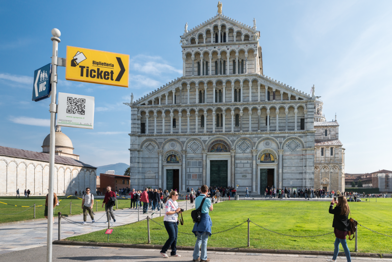Tower of Pisa skip the line tickets