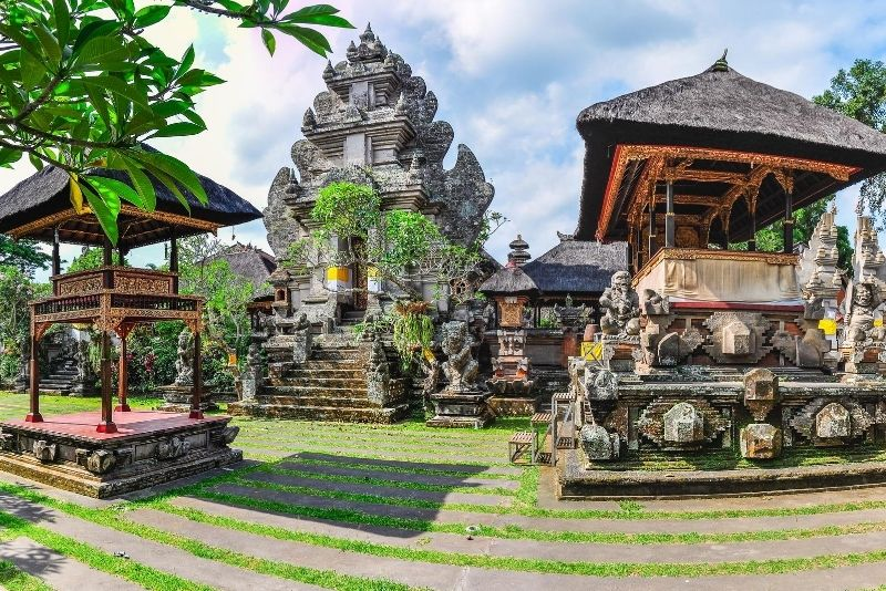 Ubud Royal Palace, Bali, Indonesia - #25 best places to visit in Central Bali