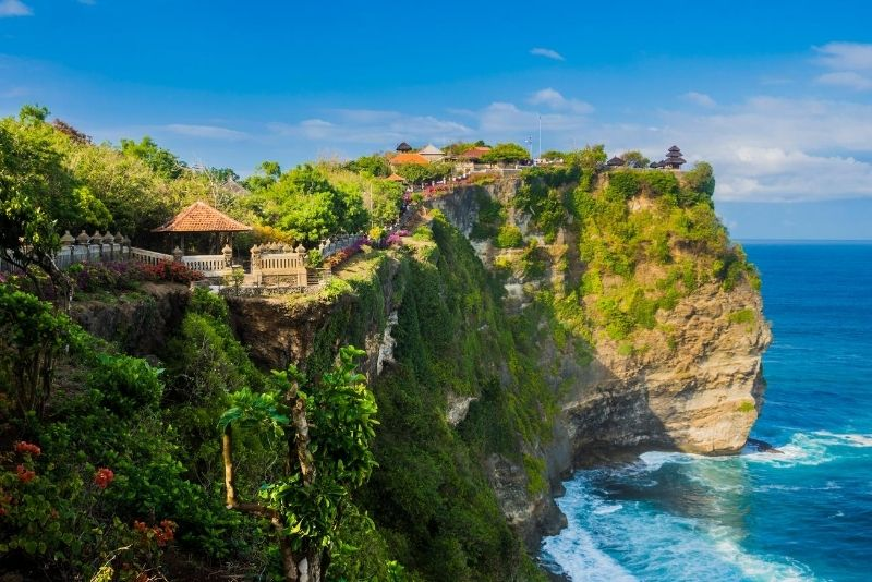 Uluwatu Temple, Bali, Indonesia - #2 best places to visit in South Bali