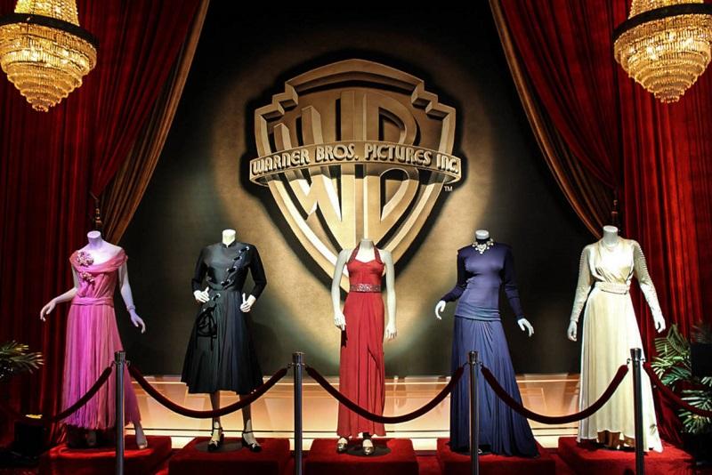 Warner Bros Studio, LA