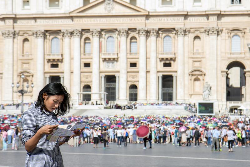 melhor época para visitar a Basílica de São Pedro