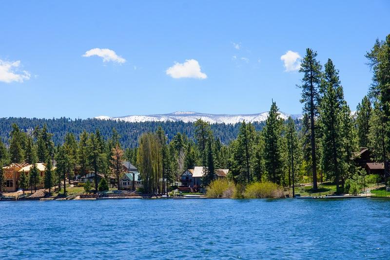 Big Bear See, San Bernardino