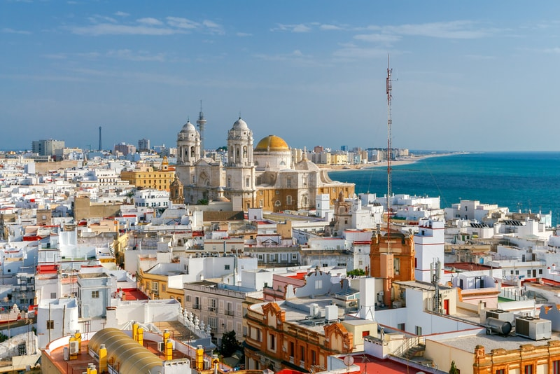 Cádiz - Seville day trip