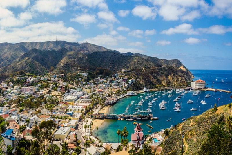 Santa-Catalina-Insel