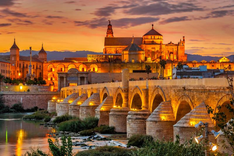 Córdoba - Seville day trip