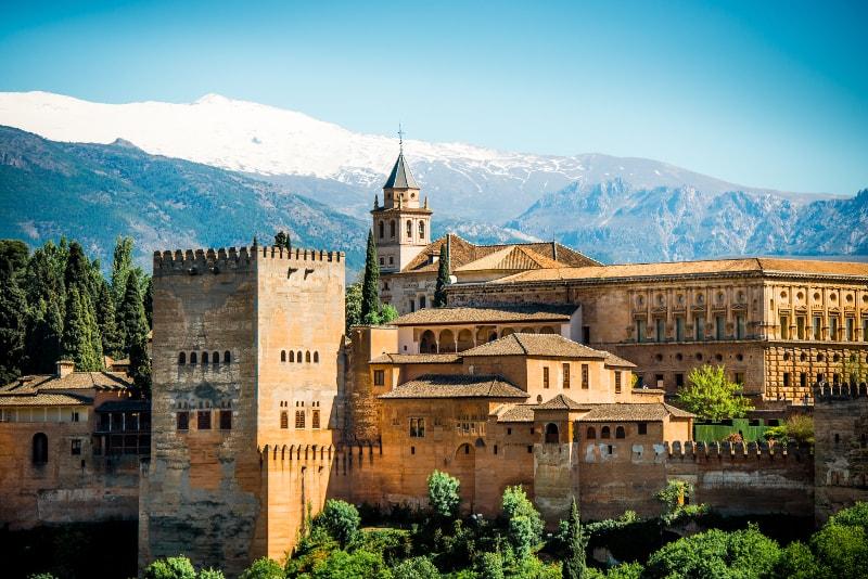 Granada - Sevilla viaje de un día