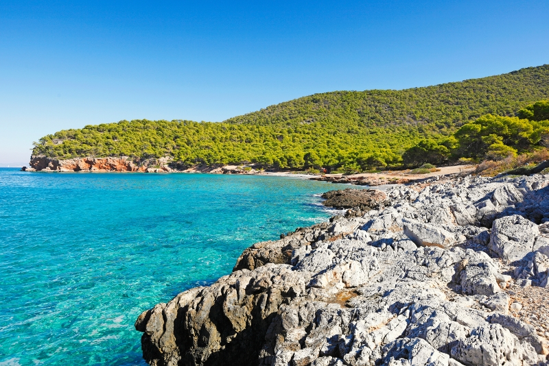 Agistri day trips from Athens