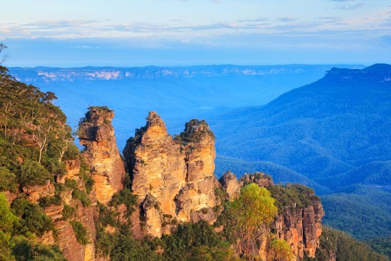 Excursiones de un día a las montañas azules desde Sydney