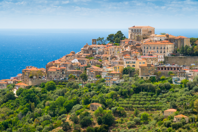 Castellabate Tagesausflüge von Neapel