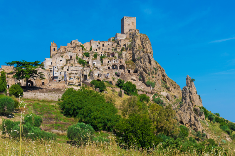 Craco day trips from Naples