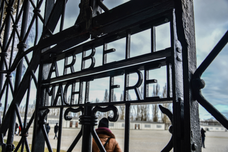 Dachau concentration camp #6 day trips from Munich