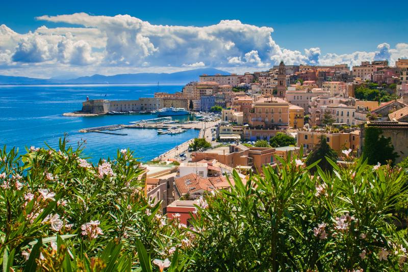 Excursiones de un día a Gaeta desde Nápoles