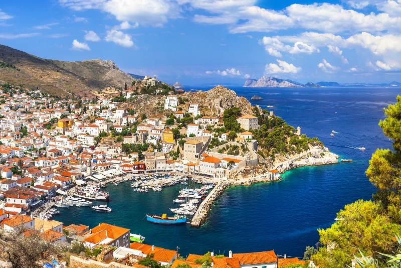 Hydra day trips from Athens