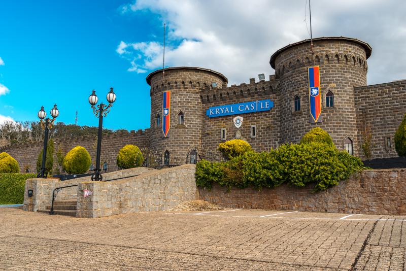 Kryal Castle day trips from Melbourne