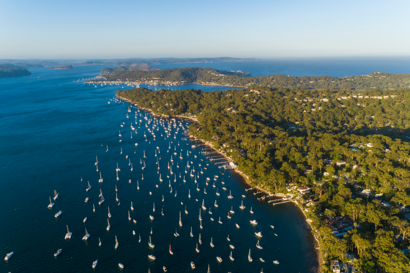 Ku-ring-gai Chase National Park day trips from Sydney